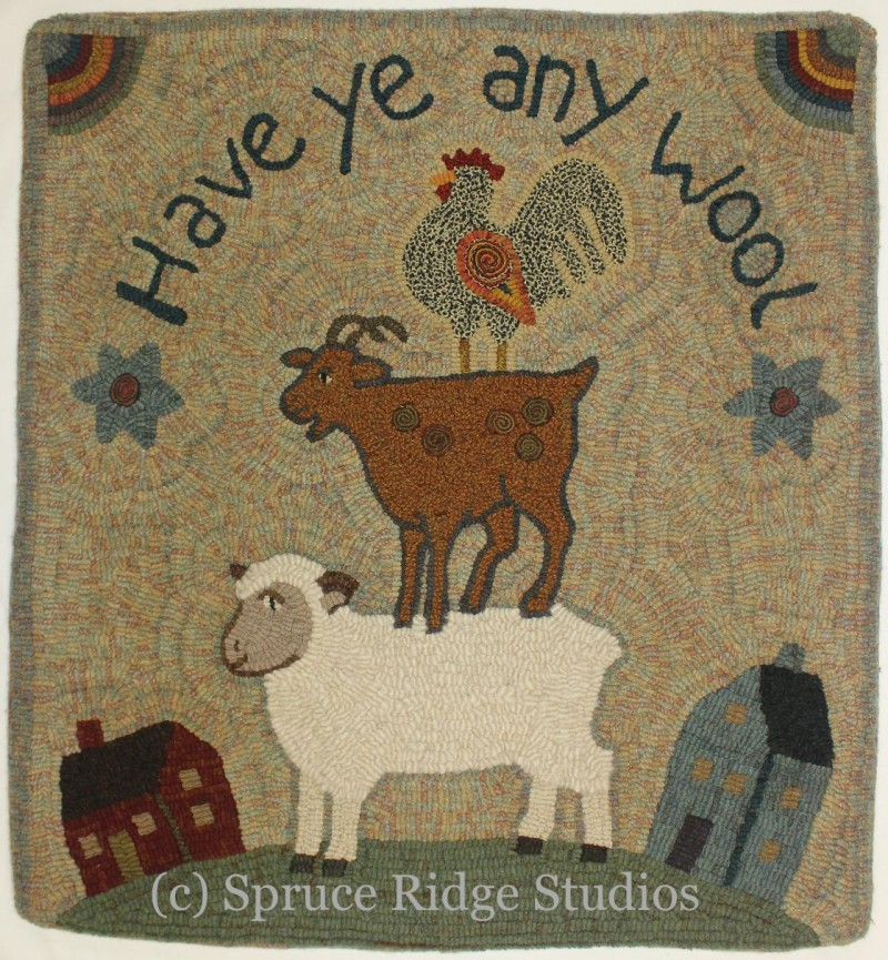 Have Ye Any Wool by Kris Miller