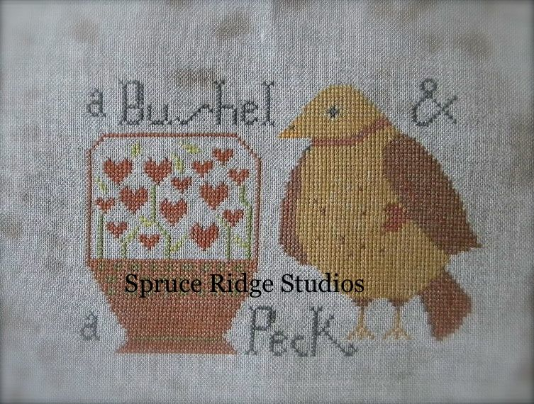 A Bushel and A Peck (Lori's) sample