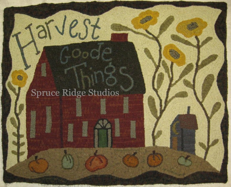 Harvest Goode Things sample K Miller