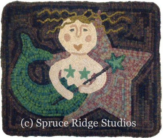 Minerva Star of The Sea Sample