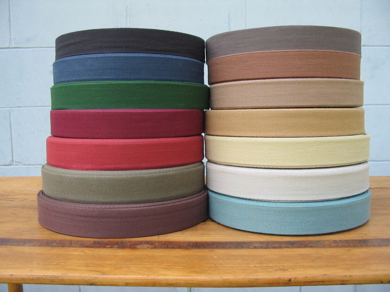Twill Tape Colors