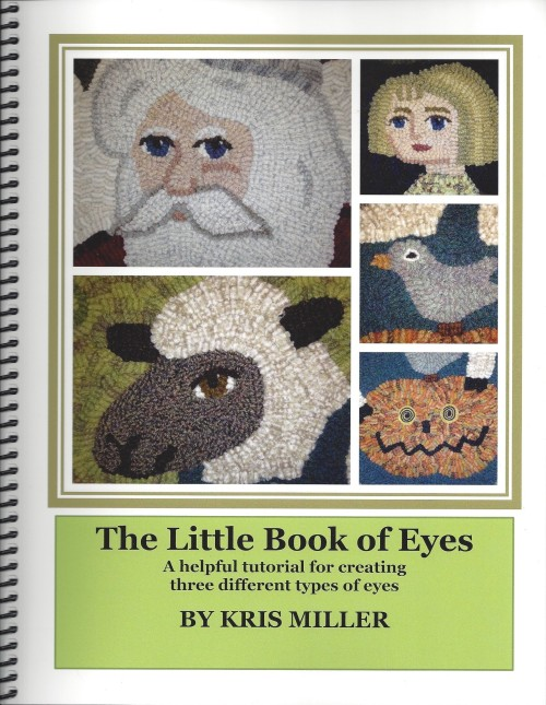 A Little Book of Eyes website